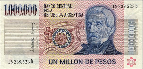 ArgentinianMillionPeso