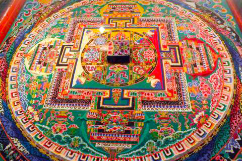 Post image for Tale of Gondo Monastery