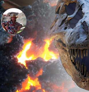 Post image for Dinosaur Killers – K Comet Extinction Theory