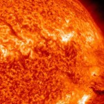 "April Solar Flare – A ""Near Miss"""