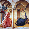 Thumbnail image for Fra Angelico's ANNUNCIATION QUATERNITY: The Three Temptations of Christ – An Esoteric Commentary