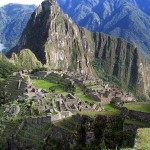 Machu Picchu's  E.T Connection