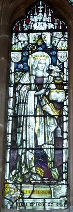 St Ethelreda - the Red Lade
