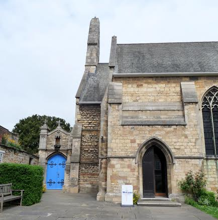 St Peter church, Eastgate, Lincoln