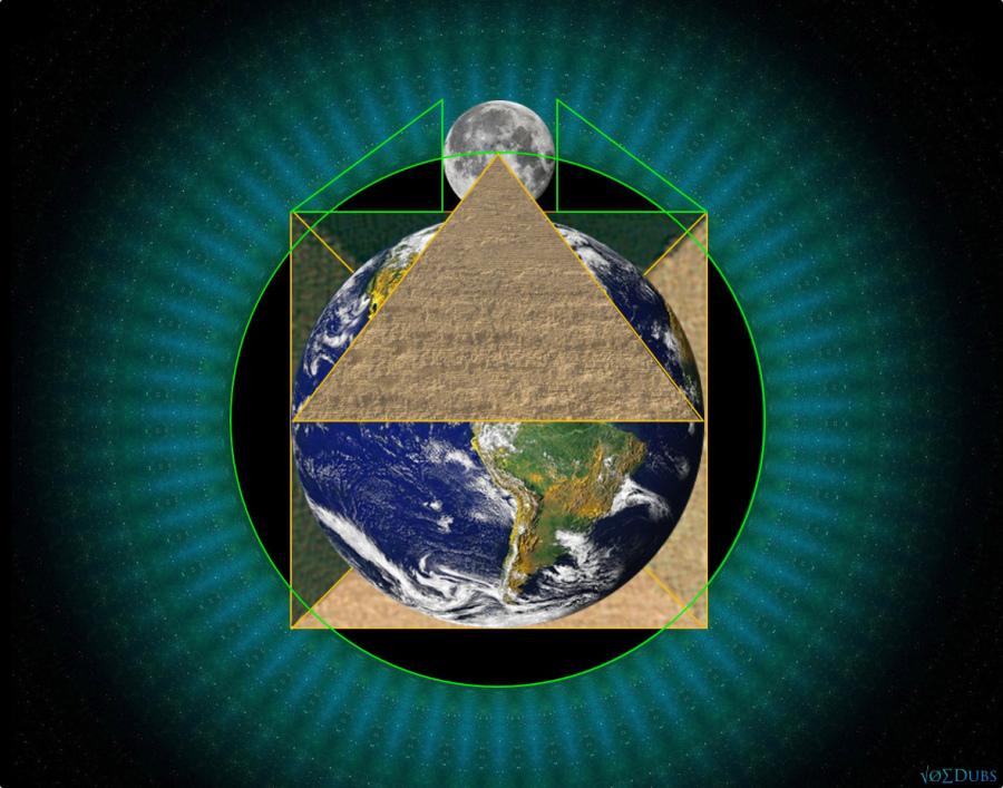 Pyramid-Earth-Square