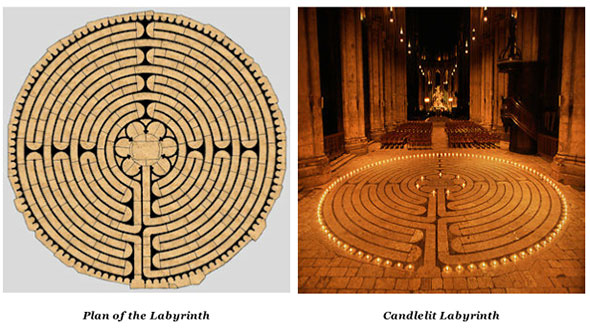 Chartres_Labyrinth