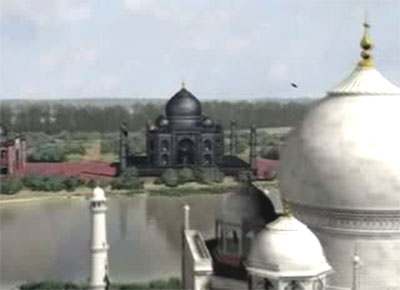 Black Taj Mahal The Emperor S Missing Tomb World