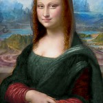 Digital Restoration of Leonardo Da Vinci's Mona Lisa