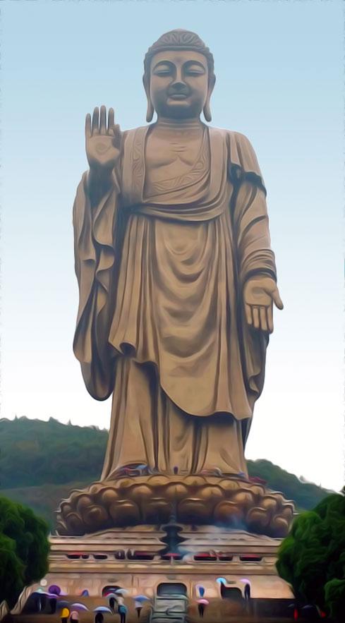 GrandBuddha_Lingshan