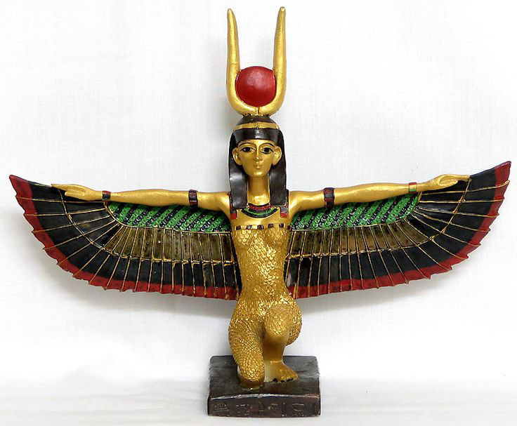 egyptian-goddess-Isis
