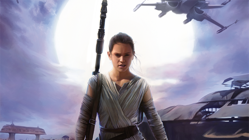 How I Would Have Written Star Wars 7, 8 & 9 by TS Caladan 1
