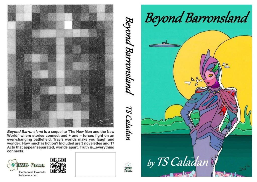 Beyond Barronsland – 11th Book by TS Caladan Barronsland1-1024x723