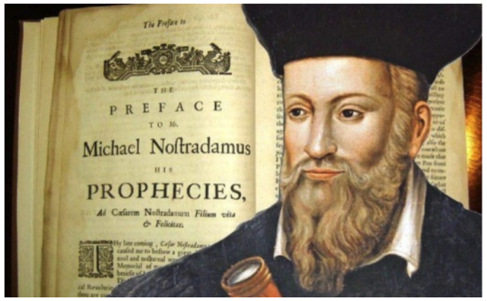 Nostradamus Predictions about the Future - the Mabus Solution