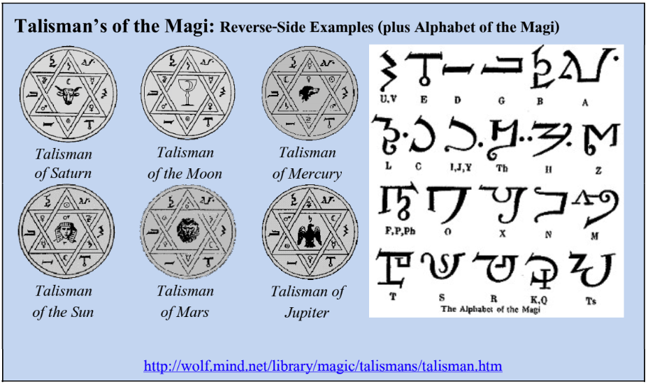 Talisman of Magi